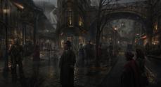 """""""Steam City"""" by Eddie Mendoza"""